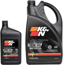 K&N Motor Oil 0W20