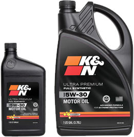 K&N Motor Oil 5W30
