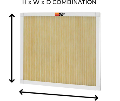Find your home air filter