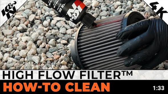 high flow filter