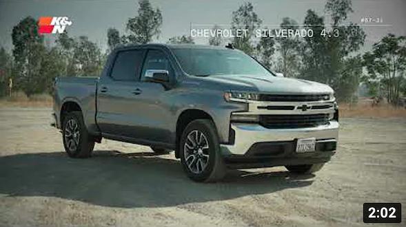 K&N Performance Exhaust Sound for Chevrolet Silverado