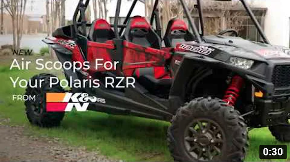 Check out RZR Scoops from K&N