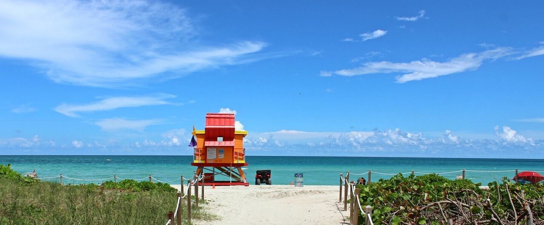 Luggage storage locations in Miami