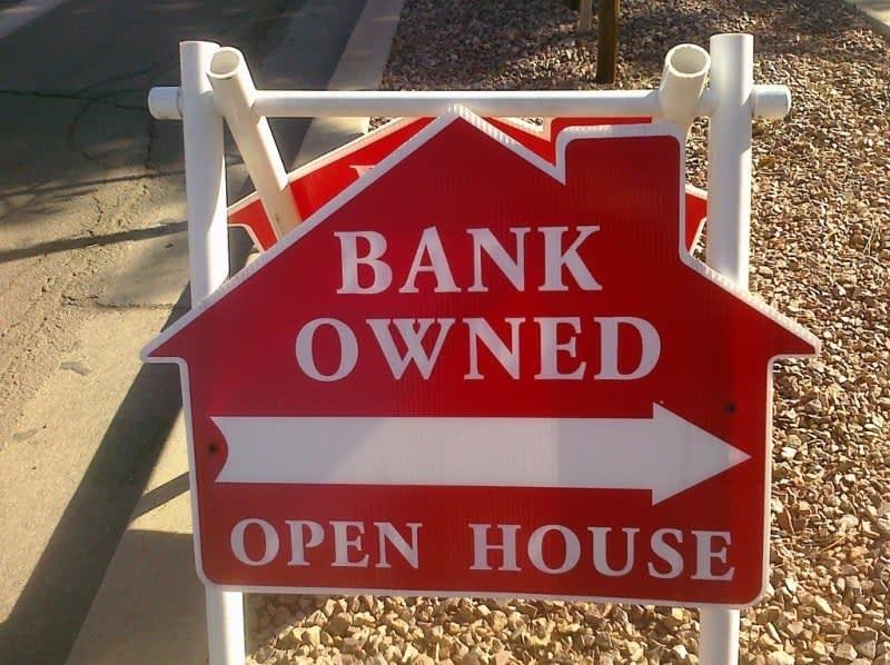 bank foreclosure homes