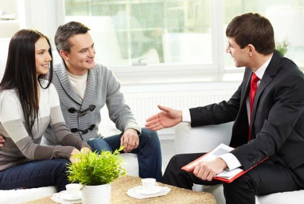 real estate agent talk