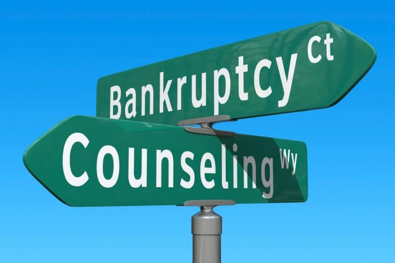 crossroads bankruptcy or counseling