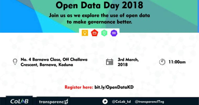 Week 9: Open Data Day and other Events in Kaduna