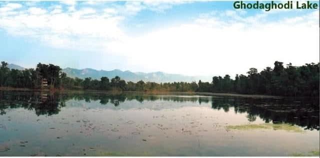 Ghodaghodi-lake