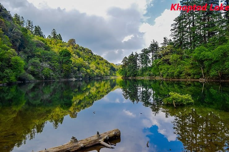 Khaptad Lake Khaptad National Park
