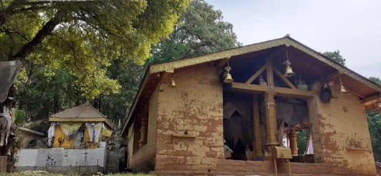 Nagaarjun temple