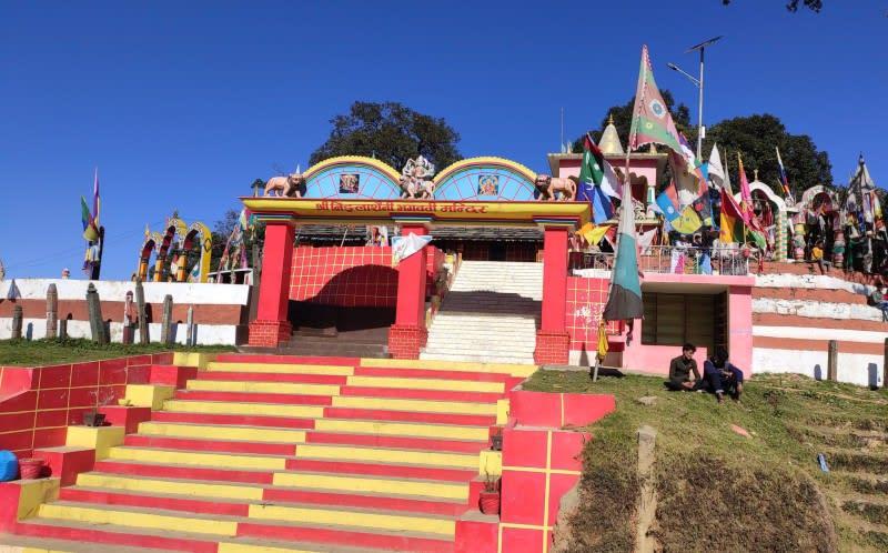 Ningalashaini Temple Baitadi