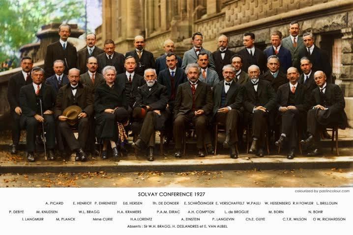 solvay conference