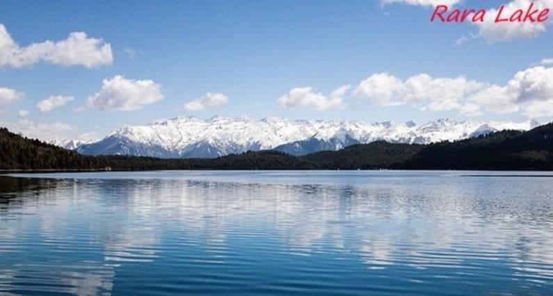 Rara lake Mugu