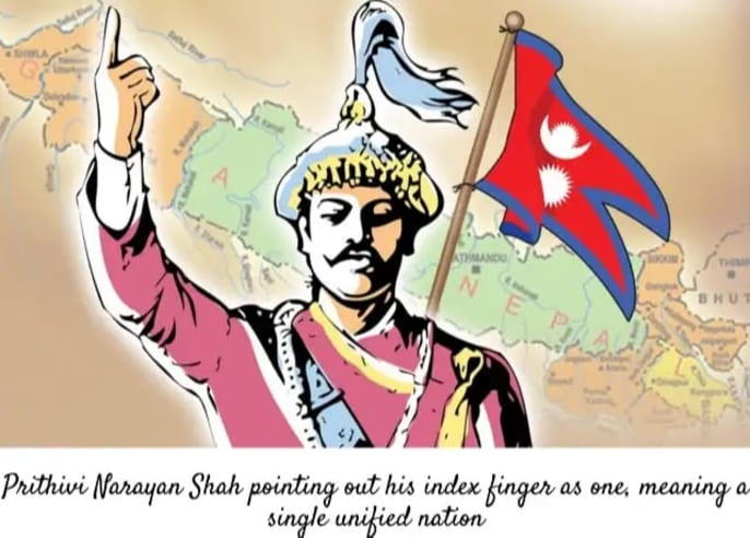 prithivi-narayan-shah-Nepal