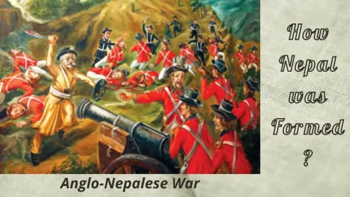 anglo-Neplese-war