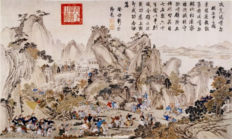 Sino Nepalese War