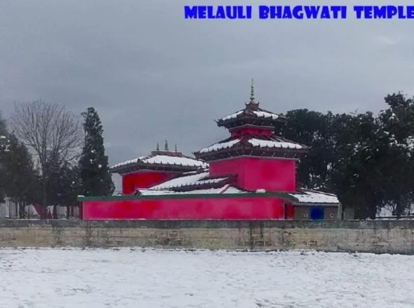 Melauli Temple