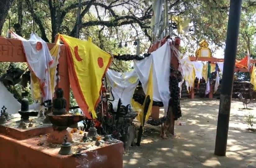 jagannath Temple Baitadi