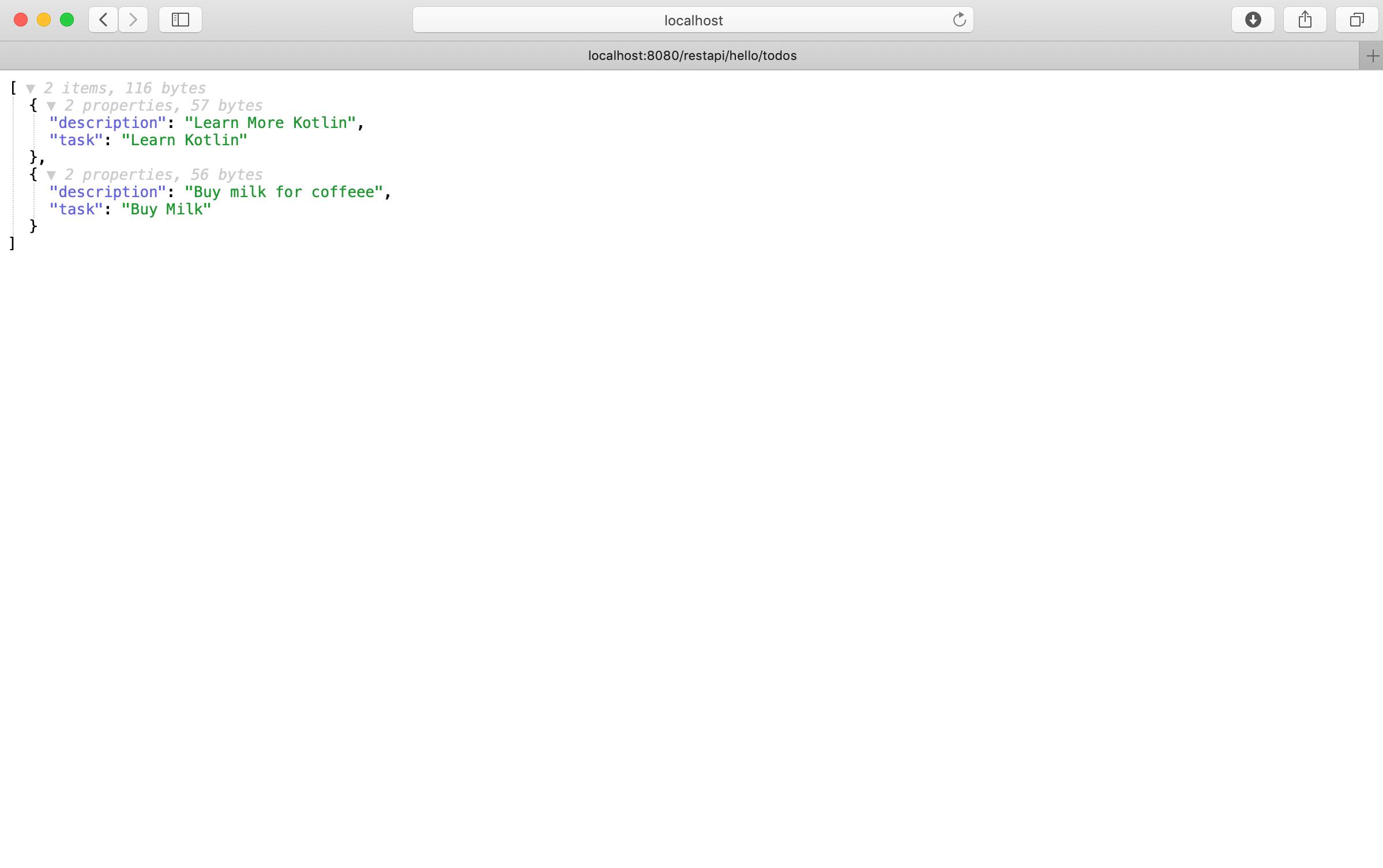 MicroProfile Kotlin API