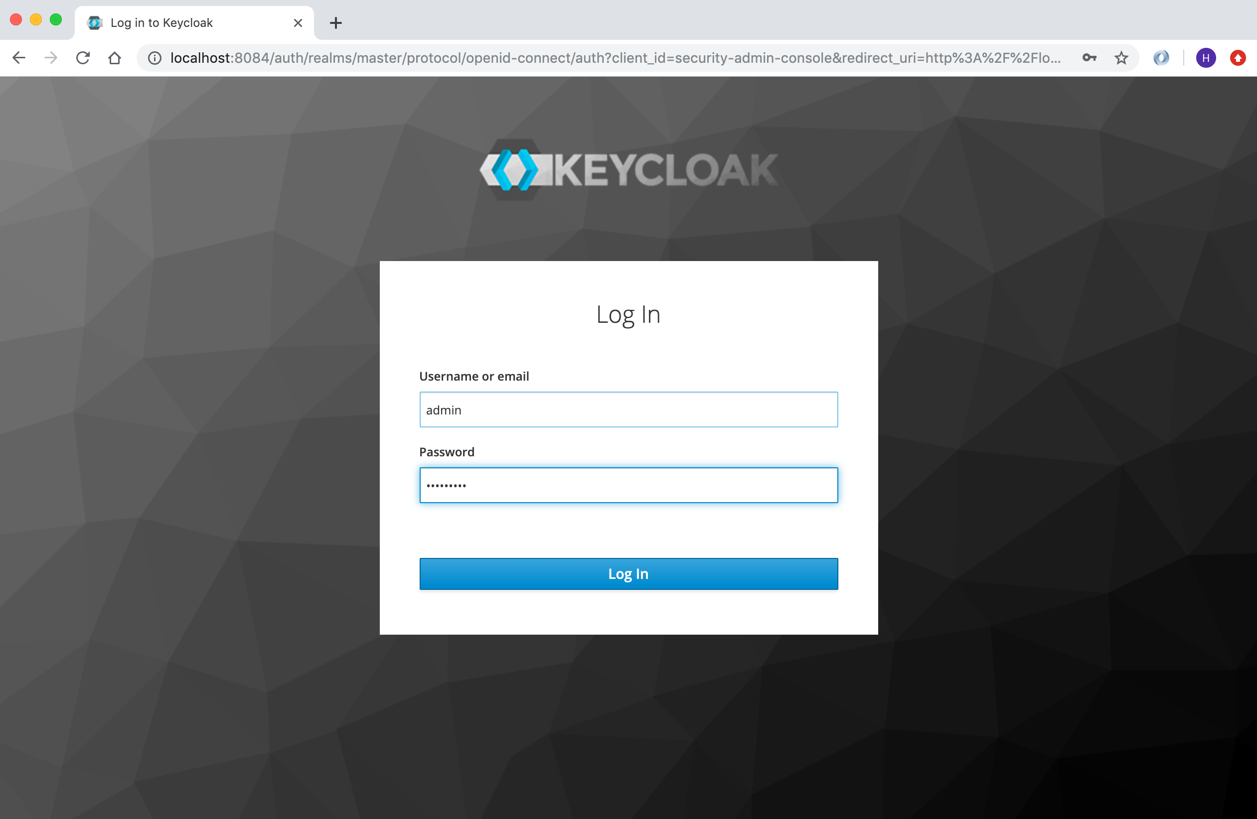 Keycloak Https Required