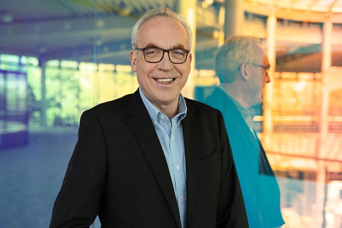 Hartmut Hagemann, Vorstandsvorsitzender der König + Neurath AG