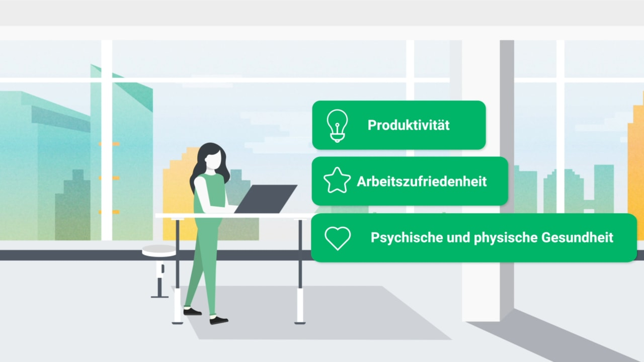 K+N SMART.OFFICE WELLNESS Video