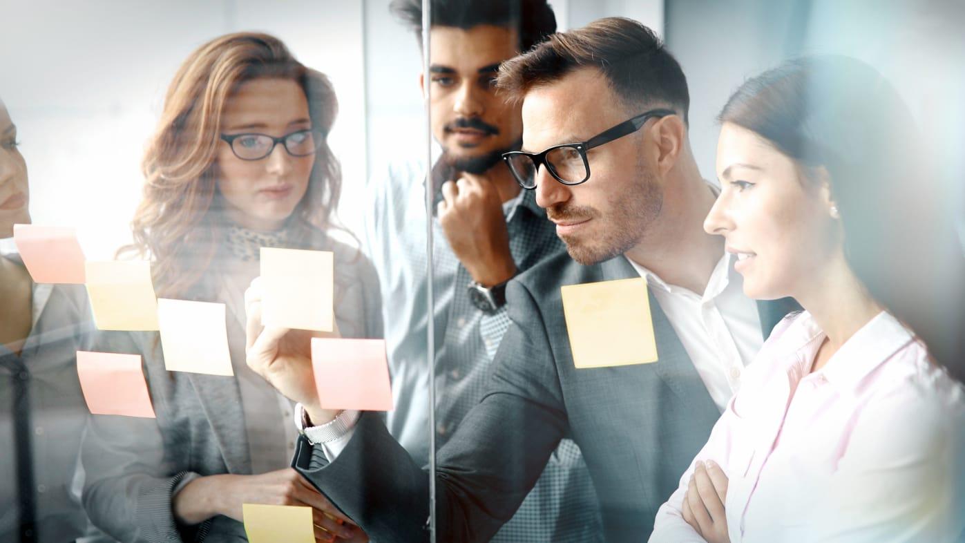König + Neurath accompagne ses clients tout au long du processus d'agencement du bureau