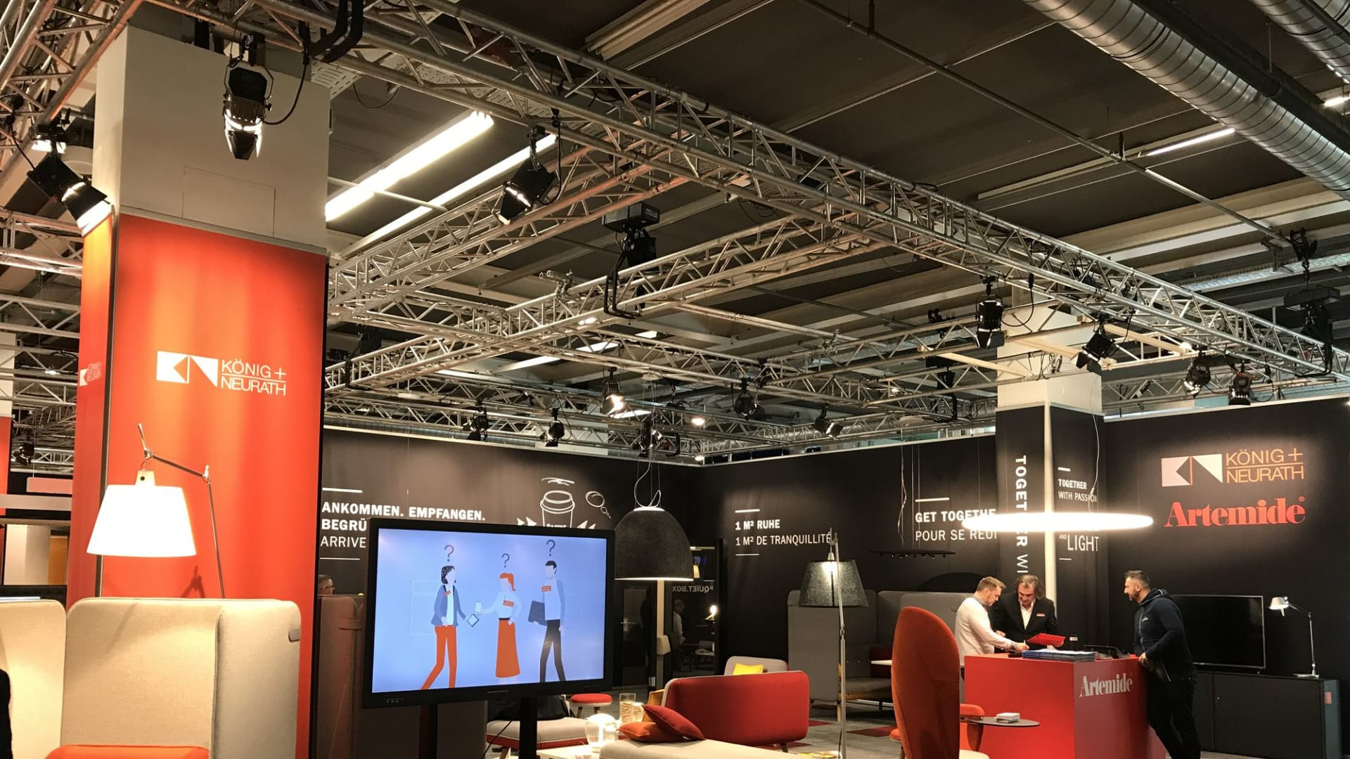 König + Neurath at Swissbau