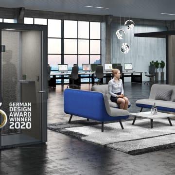 Geman Design Award 2020