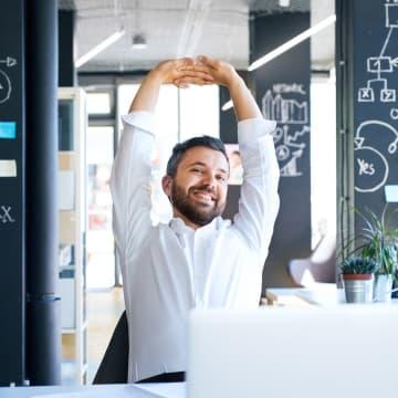 C2 Gesund Arbeiten - Ergonomie im Büro