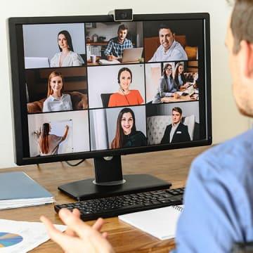 Virtuele vergaderingen