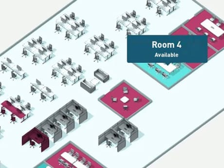 """Room booking"" demonstration"