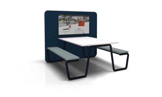 LIFE.S Indoor - Co-werken, flexibel en comfortabel
