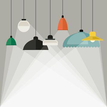Verlichting op de werkplek