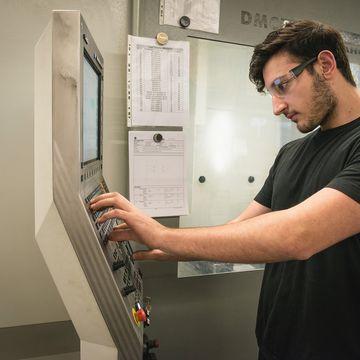 Industriemechaniker Betriebstechnik