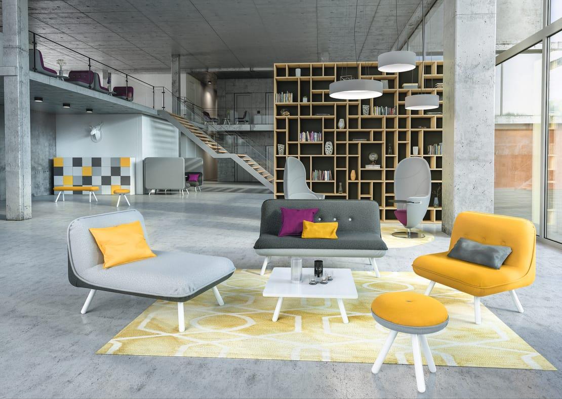 NET.WORK.PLACE Organic für einladende Empfangsbereiche