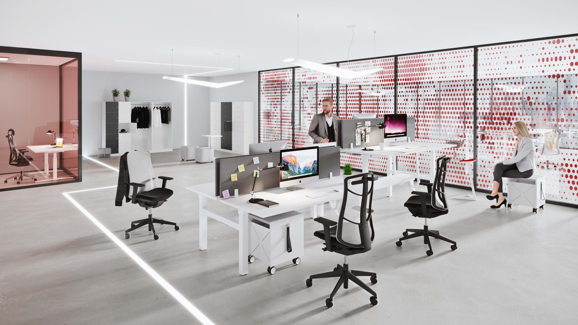 Konig Neurath Office Furniture