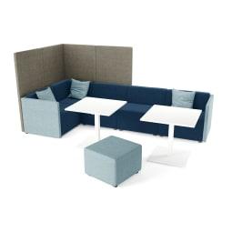 NET.WORK.PLACE - Quadratisch, praktisch, modular