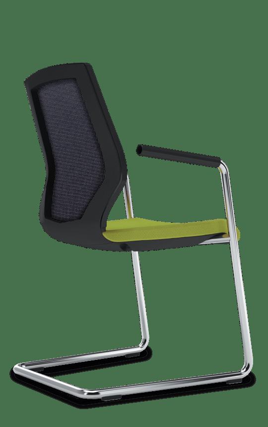 jet ii besucherstuhl st hle seminar besucherst hle k nig neurath. Black Bedroom Furniture Sets. Home Design Ideas