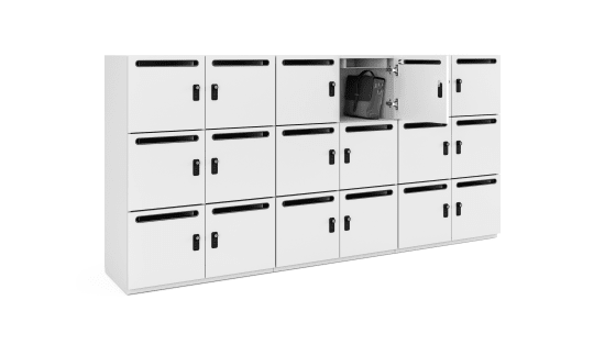 ACTA.PLUS Locker - Storage solutions in a versatile design