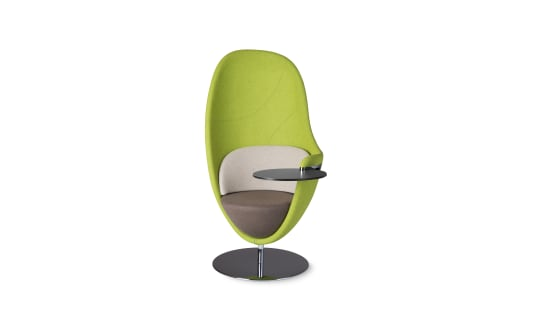 NET.WORK.PLACE LOUNGE-CHAIR - Lean back and relax as you work