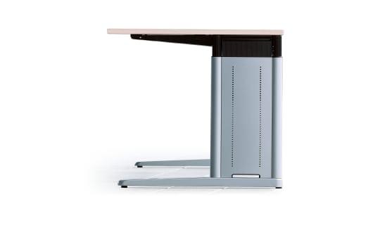 METRA - A desk? A desk landscape!