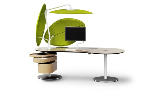 K+N BALANCE.OFFICE - Create your own working style