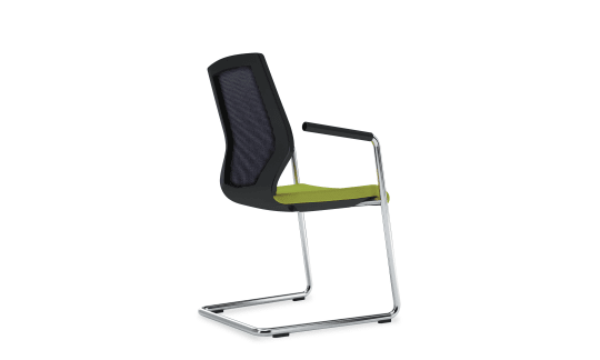 JET.II visitor chair - Take a seat!