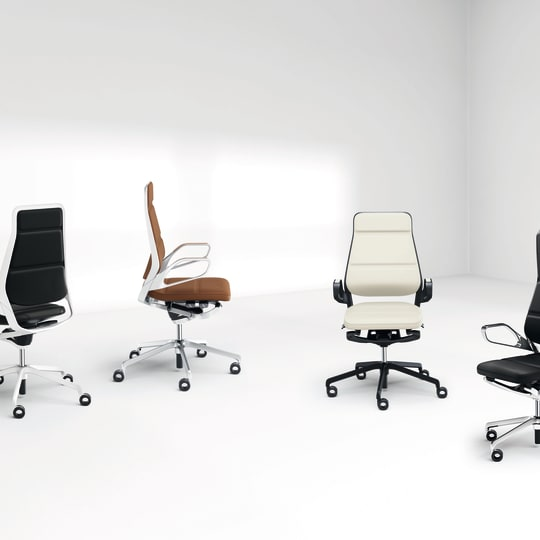 Chairs from König + Neurath