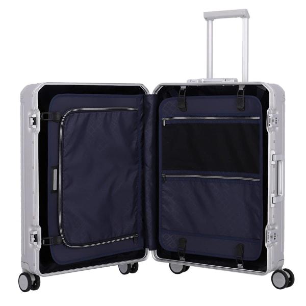 Travelite NEXT 4-Rollen Trolley 67 cm Produktbild Bild 4 L