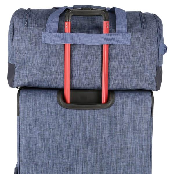 Travelite Proof Reisetasche mit Rucksackfunktion 50 cm Produktbild Bild 4 L