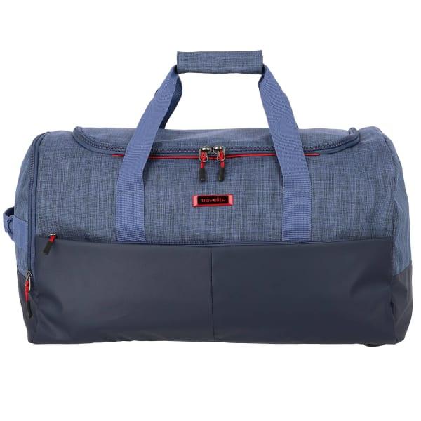 Travelite Proof Reisetasche mit Rucksackfunktion 50 cm Produktbild Bild 5 L