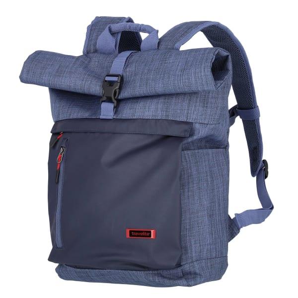 Travelite Proof Rollup Rucksack mit Laptopfach 60 cm Produktbild