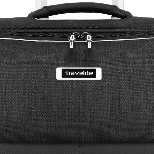 Travelite Proof 4-Rollen Kabinentrolley 55 cm Produktbild Bild 8 L